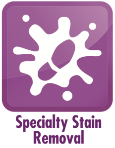 stain removal